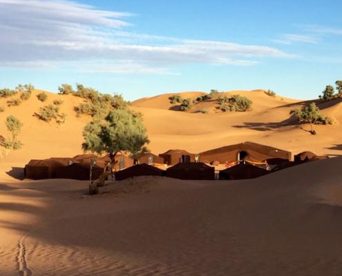Desierto de Zagora Marruecos Viajes